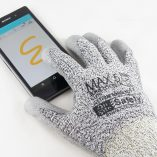 Cut 5, Touch Screen Capable Gloves - EN388 4544 Large