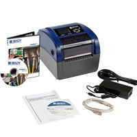 BBP12 Label Printer with LabelMark 6 Software