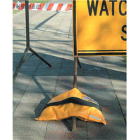 Barrier Board - High Visibility Safety Weights - 10kg