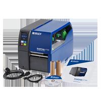 BradyPrinter i7100 Industrial Label Printer 600 dpi