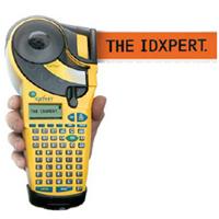 IdXpert Handheld Labeller ABC Keypad